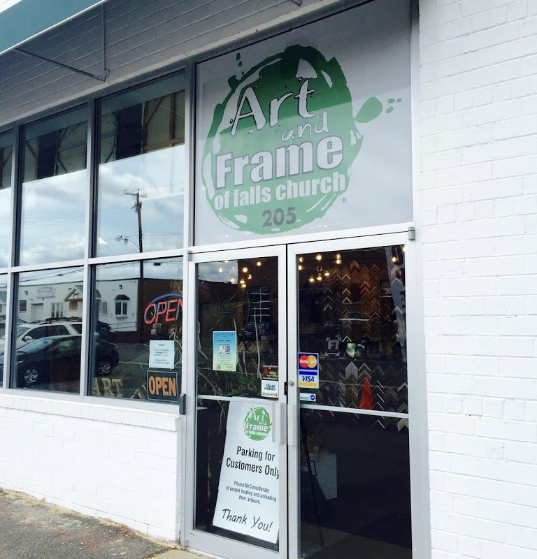 Have You Tried Falls Church Arts and Frame?