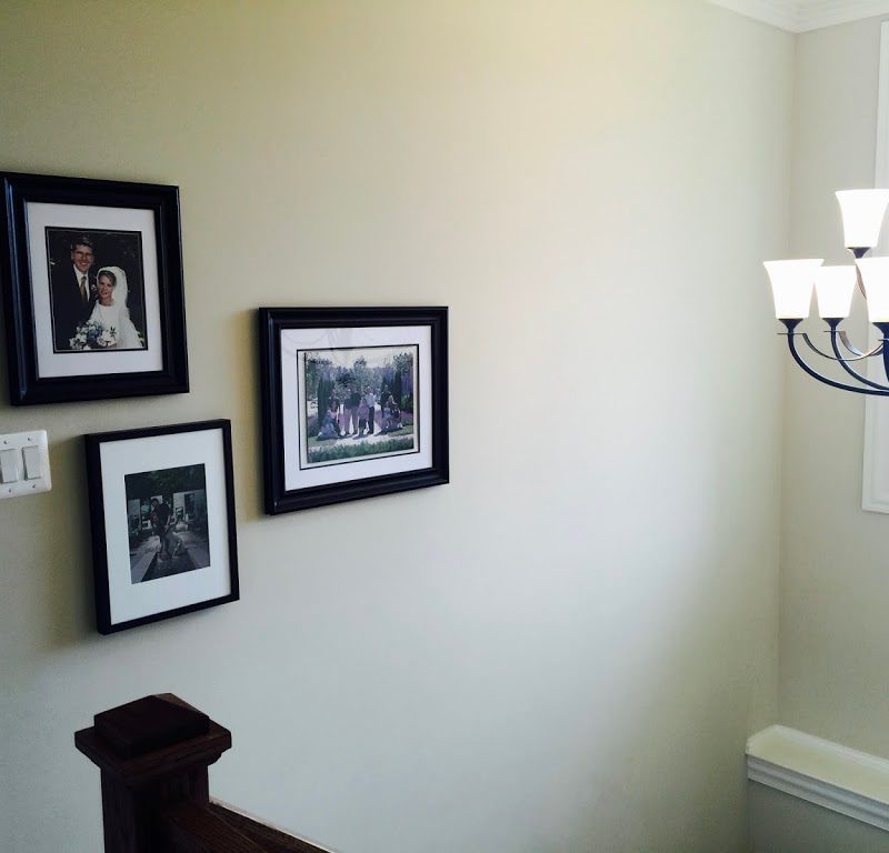 Before/After :: A Joyful Gallery Wall