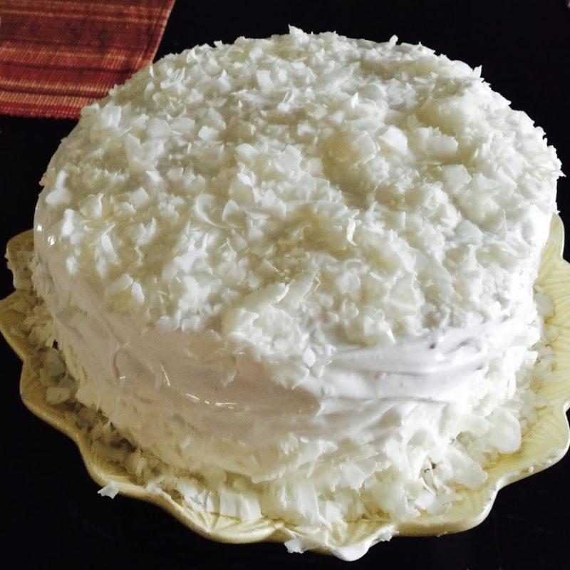 Do You Like Coconut Cake?