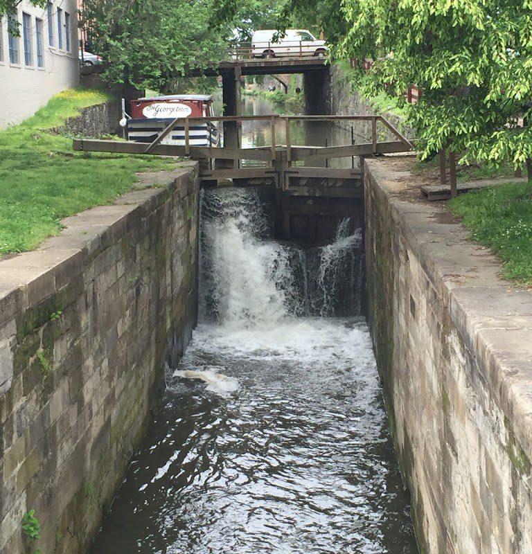 A Sweet Stroll in Georgetown