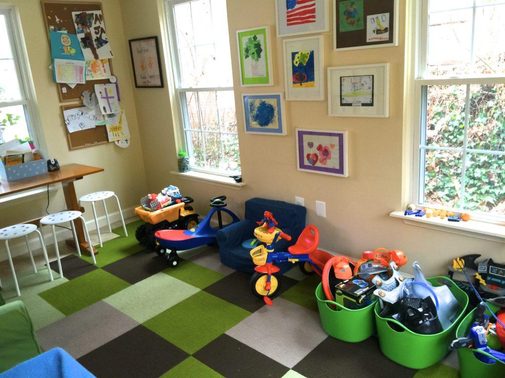 after claudia playroom