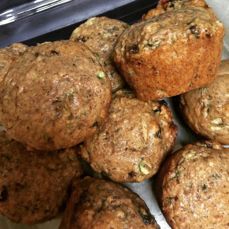 Yummy Healthy Breakfast Muffins