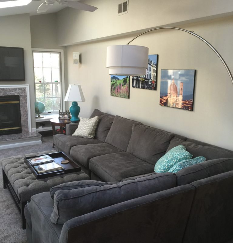 Family Room Reimagined