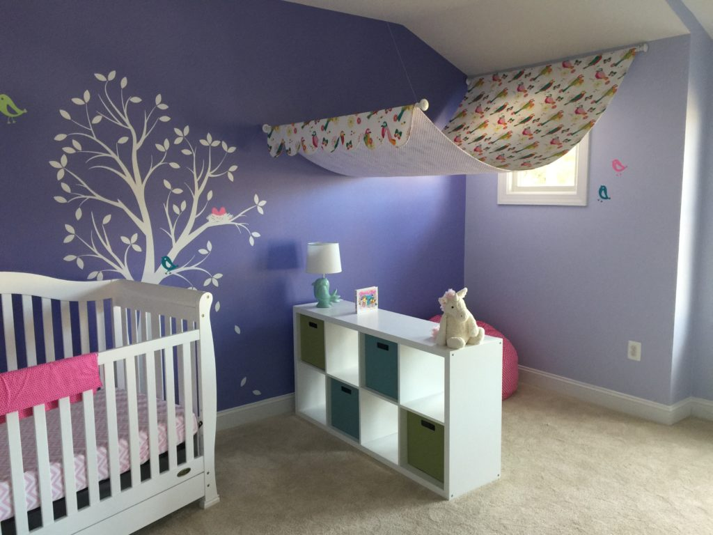 Before After A Sweet Toddler S Room 1970 Dogwood Street