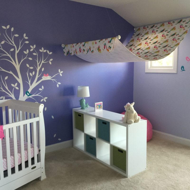 Before/After ::  A Sweet Toddler's Room