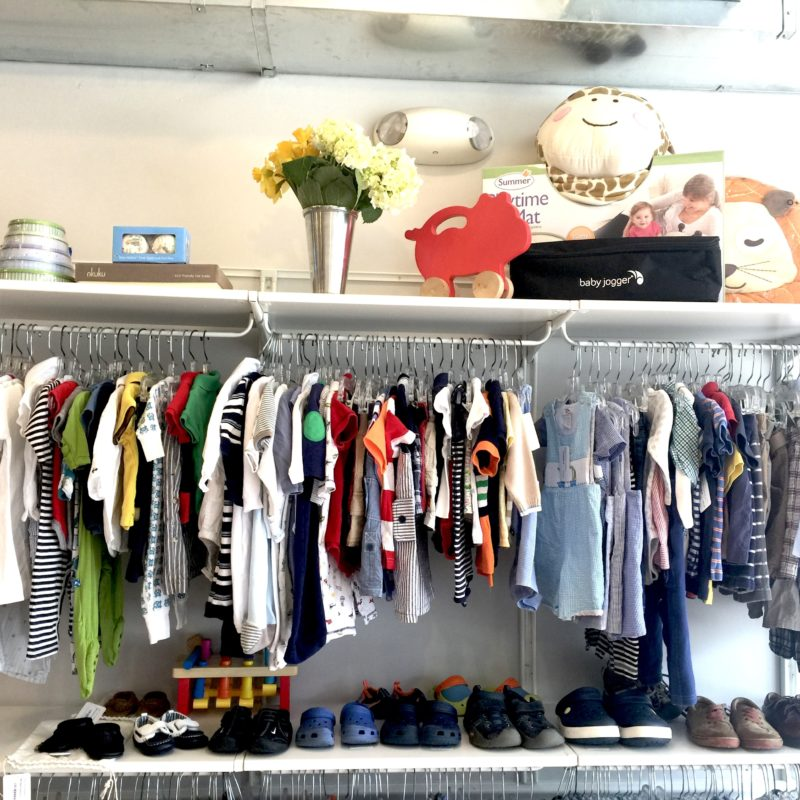 Local Treasure :: Lemon Lane Consignment for Kids