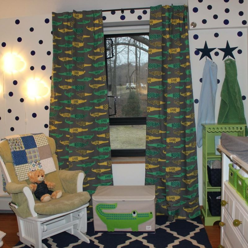Before/After :: Guest Post Nursery Project