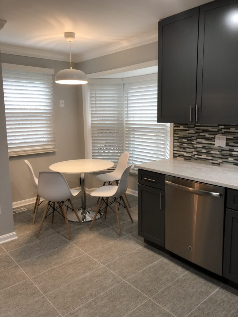 We Are Happy To Share Pictures From Our Clientu0027s Recent Kitchen Renovation.  The Footprint Was Barely Altered, But All Of The Finishes Changed And Sheu0027s  So ...